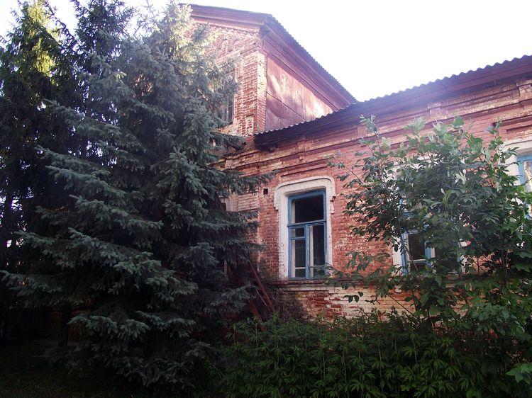 Усадьба Корбутовских