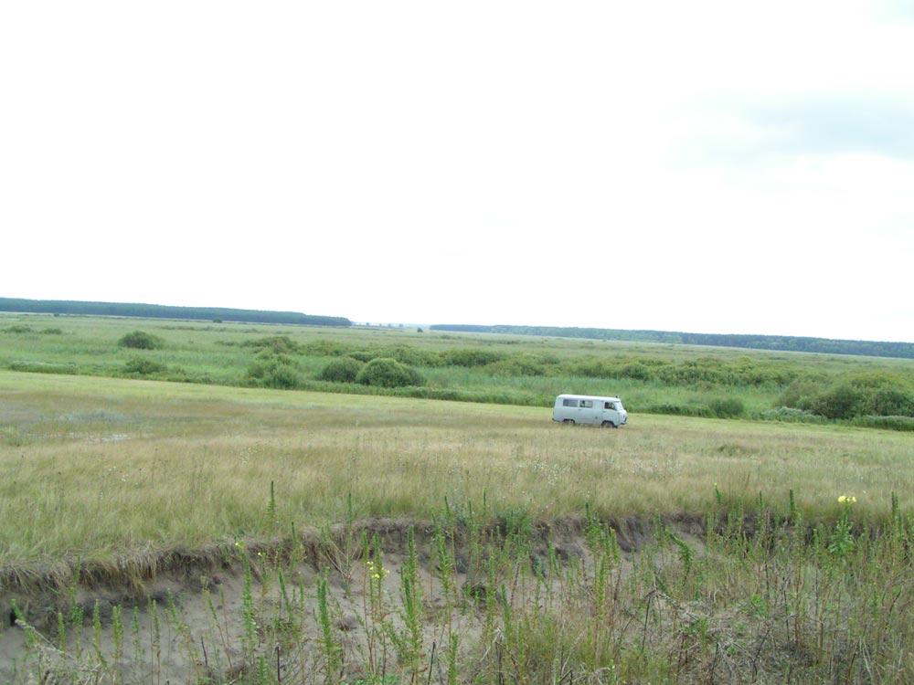 Озеро Рассказань