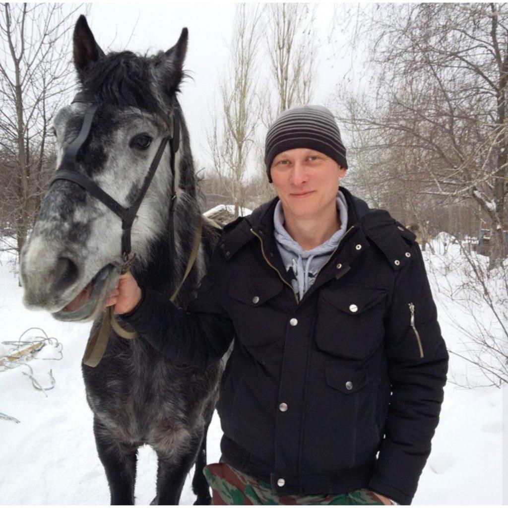 """Пейнтбольный клуб """"Победа"""" конные прогулки"""