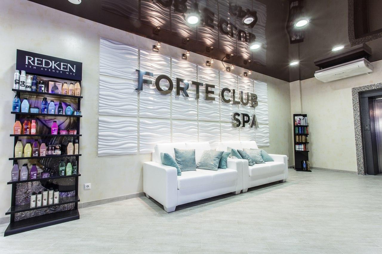 Бассейн фитнес-клуба «Forte Club»