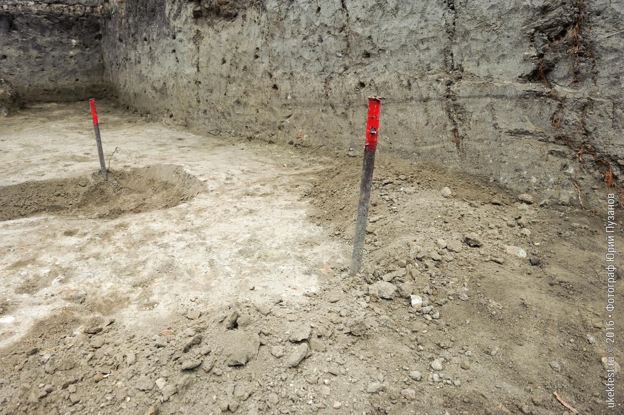 Археологическая площадка на Увеке