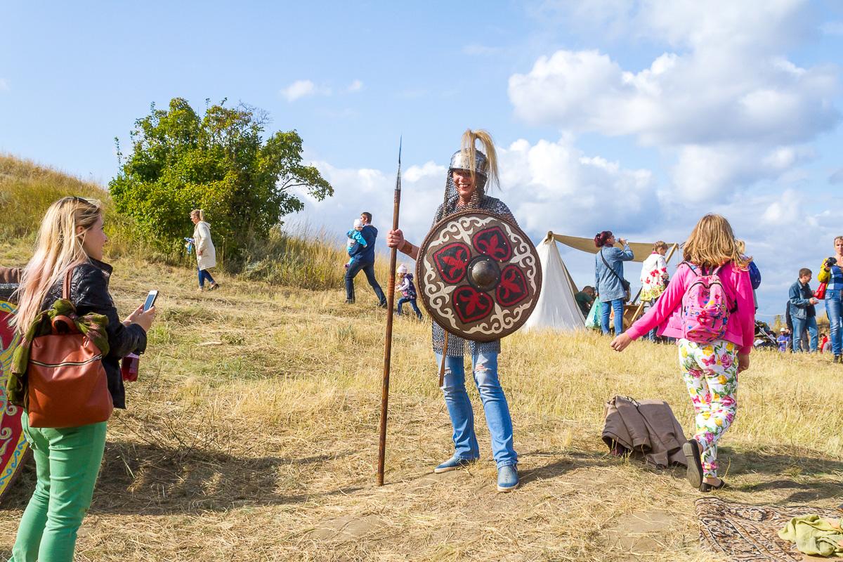 """Фестиваль """"Укек. Один день из жизни средневекового города"""""""