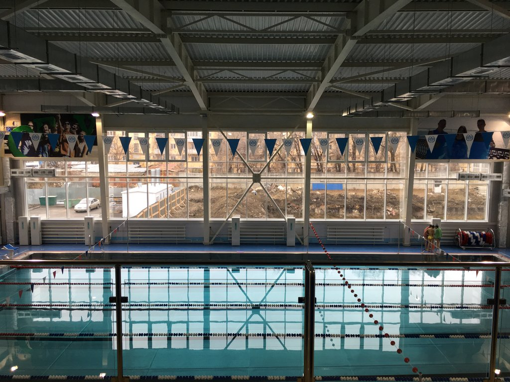 Плавательный бассейн СГУ