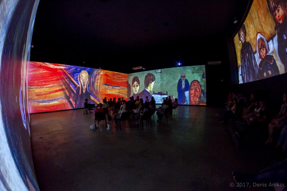 Выставка от Моне до Малевича