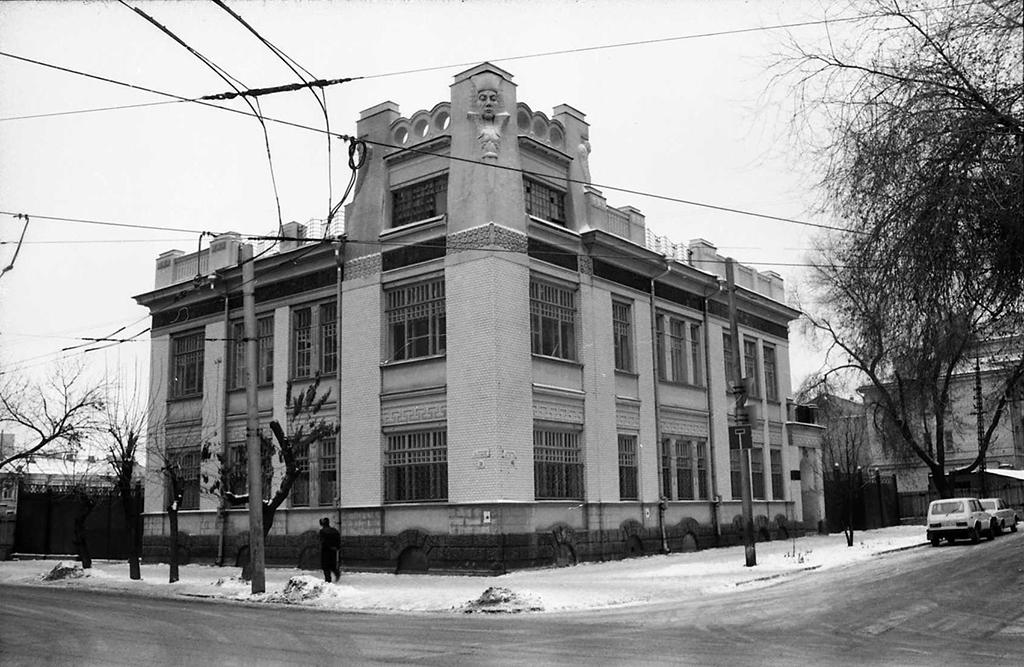 Особняк Скворцова