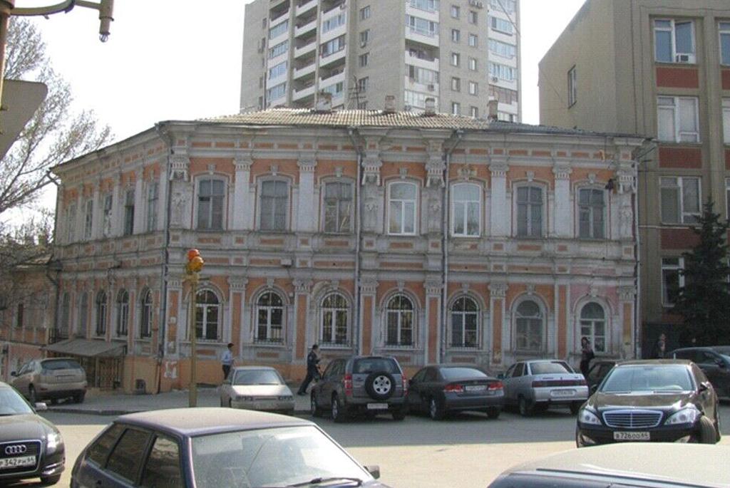 Особняк А. Ф. Рейнценштейна