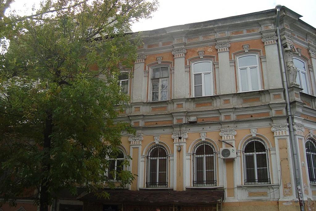 Дом А. Ф. Рейнценштейна