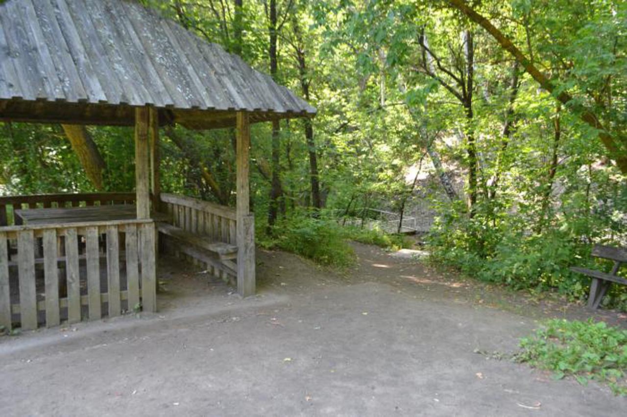 """Памятник природы парк """"Щербаковский"""""""