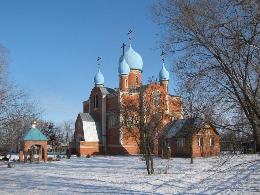Храм во имя князя Александра Невского