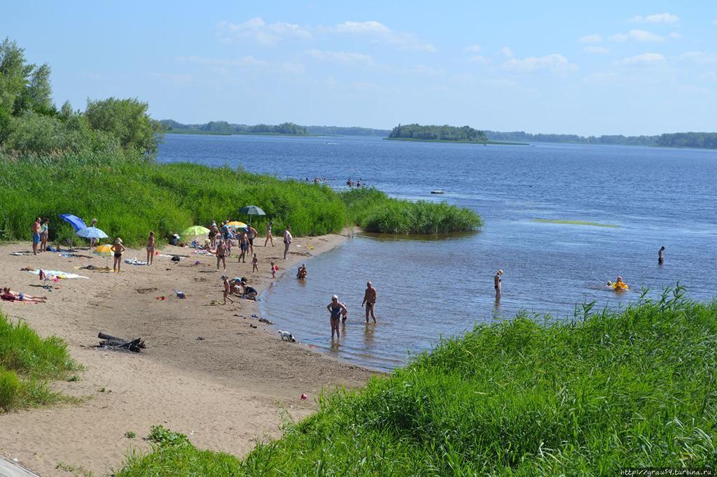 Пристанский пляж
