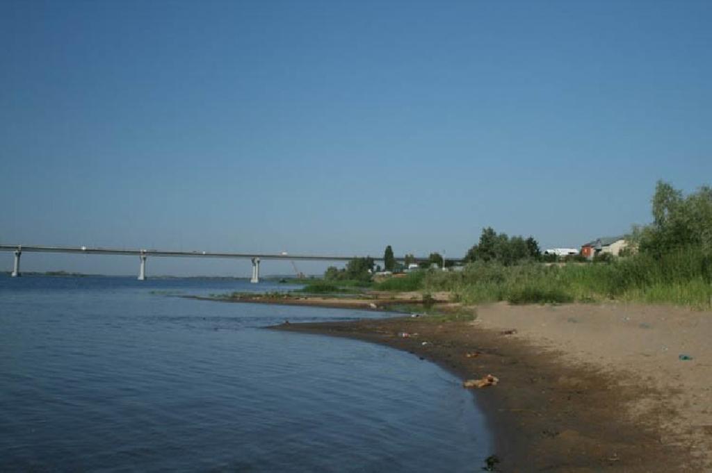 Пристанские пляжи