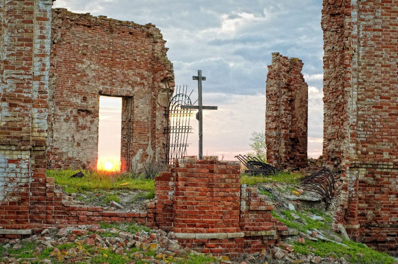 Церковь в честь Усекновения главы Иоанна Крестителя