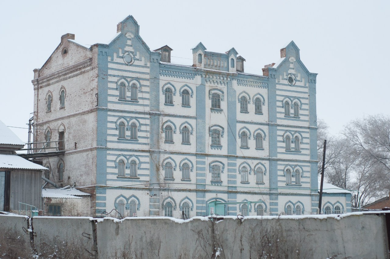 Мельница Тита Червова