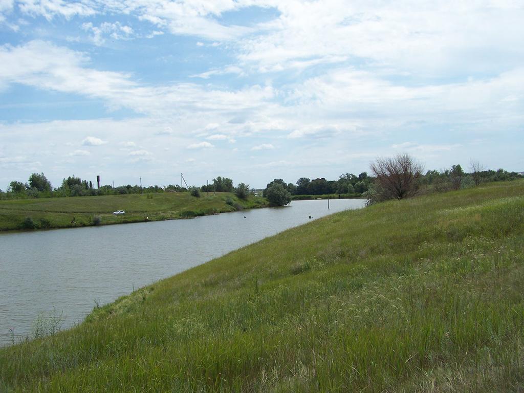 Сабуровский пруд