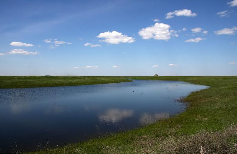 Розовское водохранилище