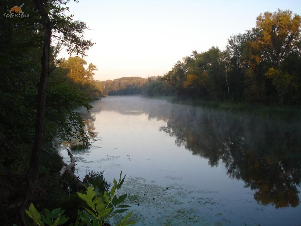 Река Малый Караман