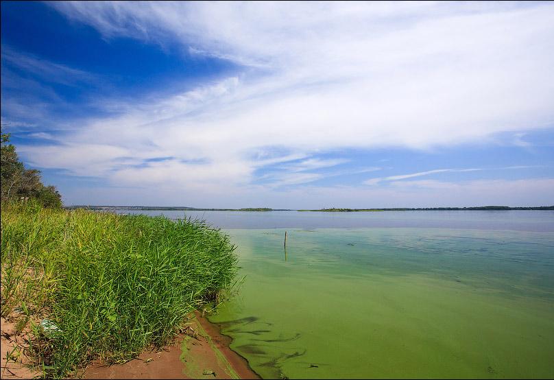 Орловский берег Волги