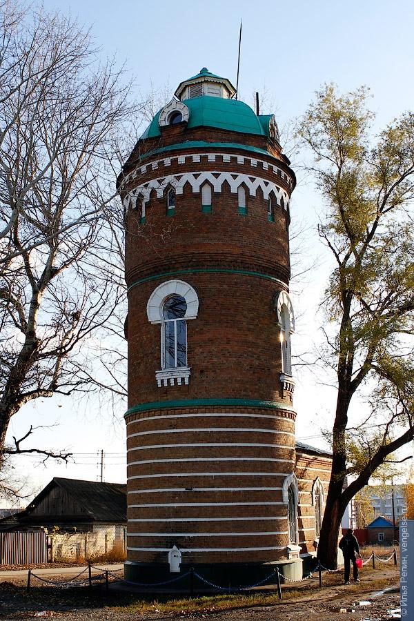 Анисовская водонапорная башня