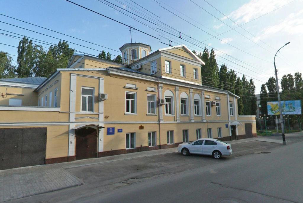 Дом Ф. С. Никитина