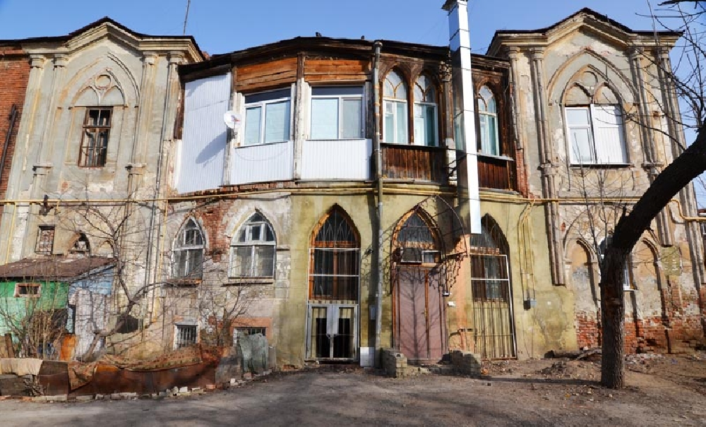 Усадьба городская Максимова (дом губернатора)