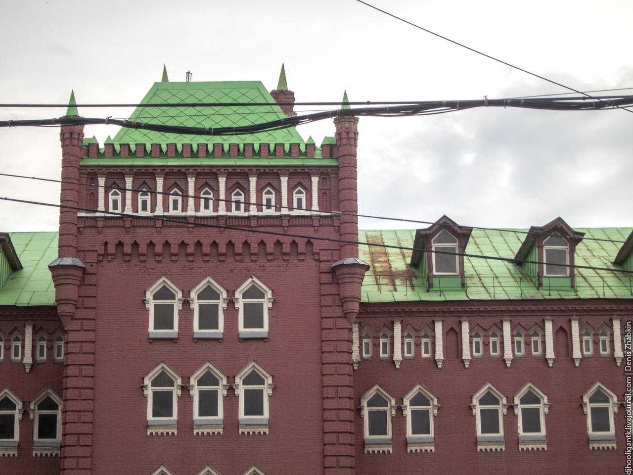 Малая мельница Шмидтов