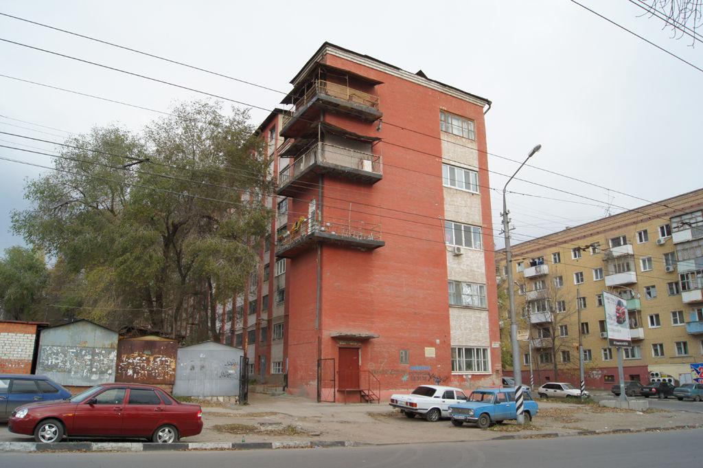 """Дом-коммуна """"Рабочий"""""""