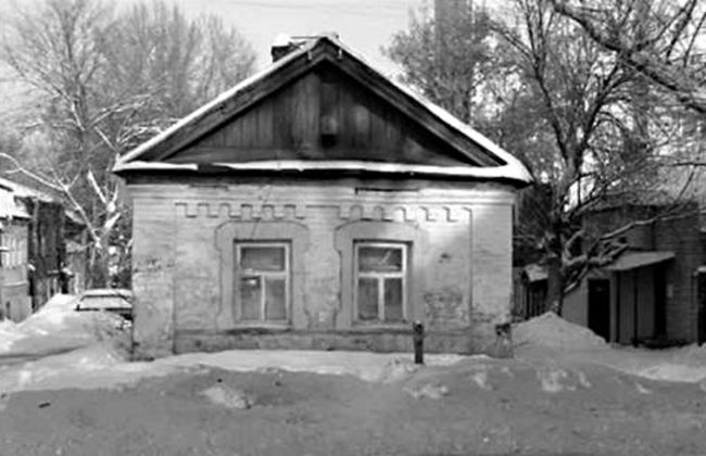 Водоразборная будка