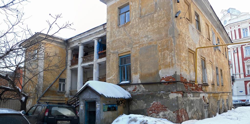 Дом Волкова-Бабушкина