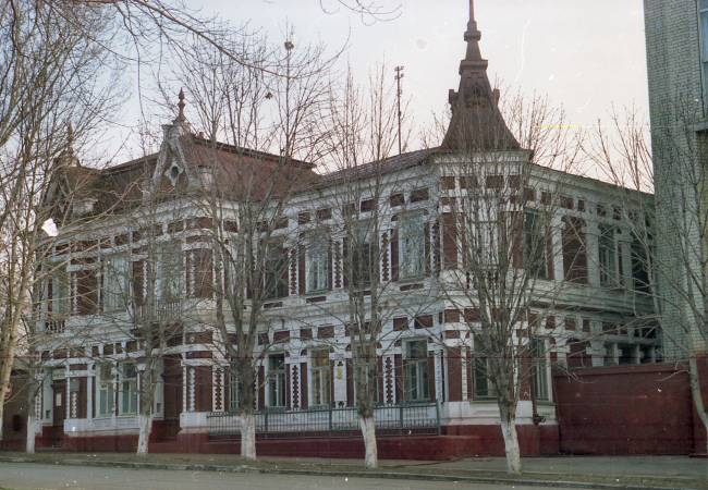 Усадьба К.А. Штаф