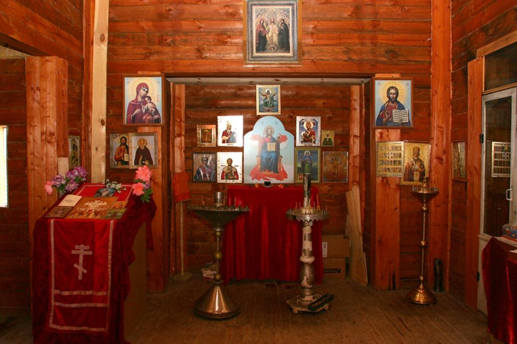 Святой источник великомученицы Параскевы
