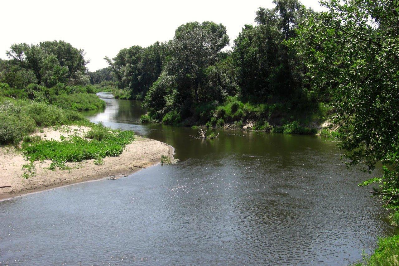 Реки Карамыш и Латрык