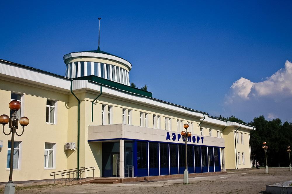 Аэропорт Саратов—Центральный