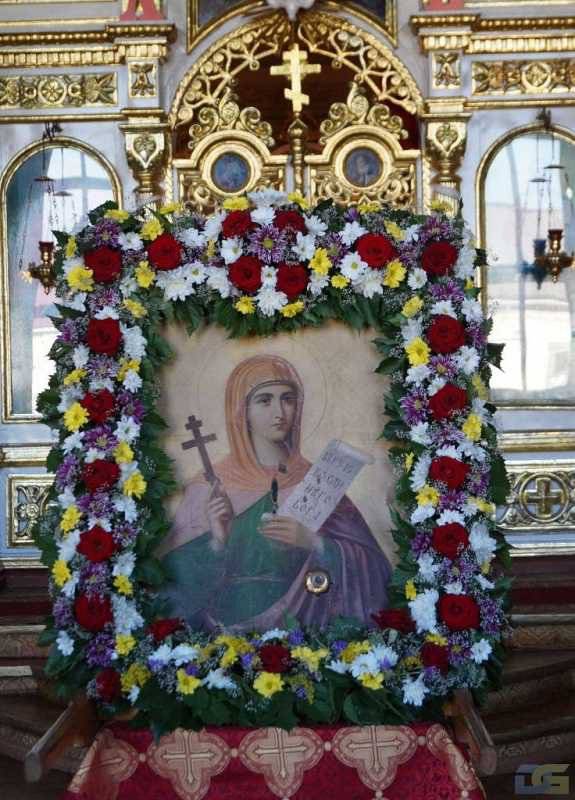 Святой источник великомученицы Параскевы Пятницы