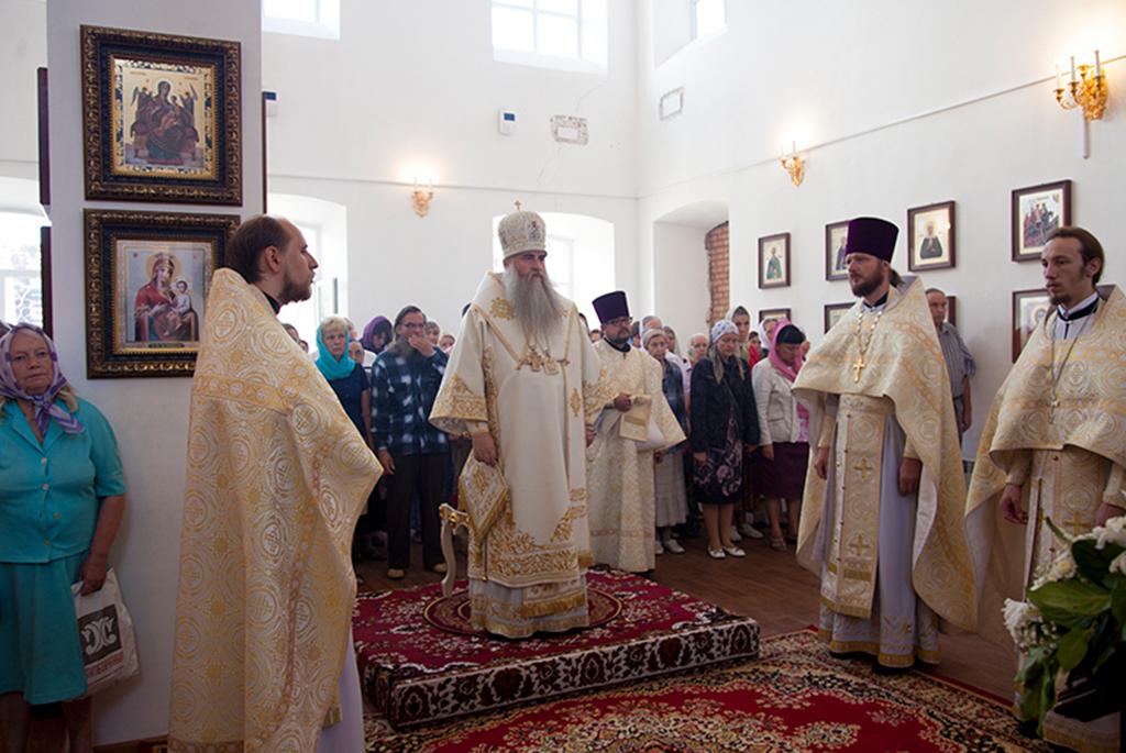 Храм во имя святителя Митрофана, епископа Воронежского