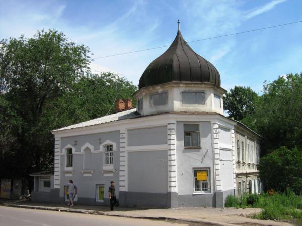 Дом причта Казанской церкви