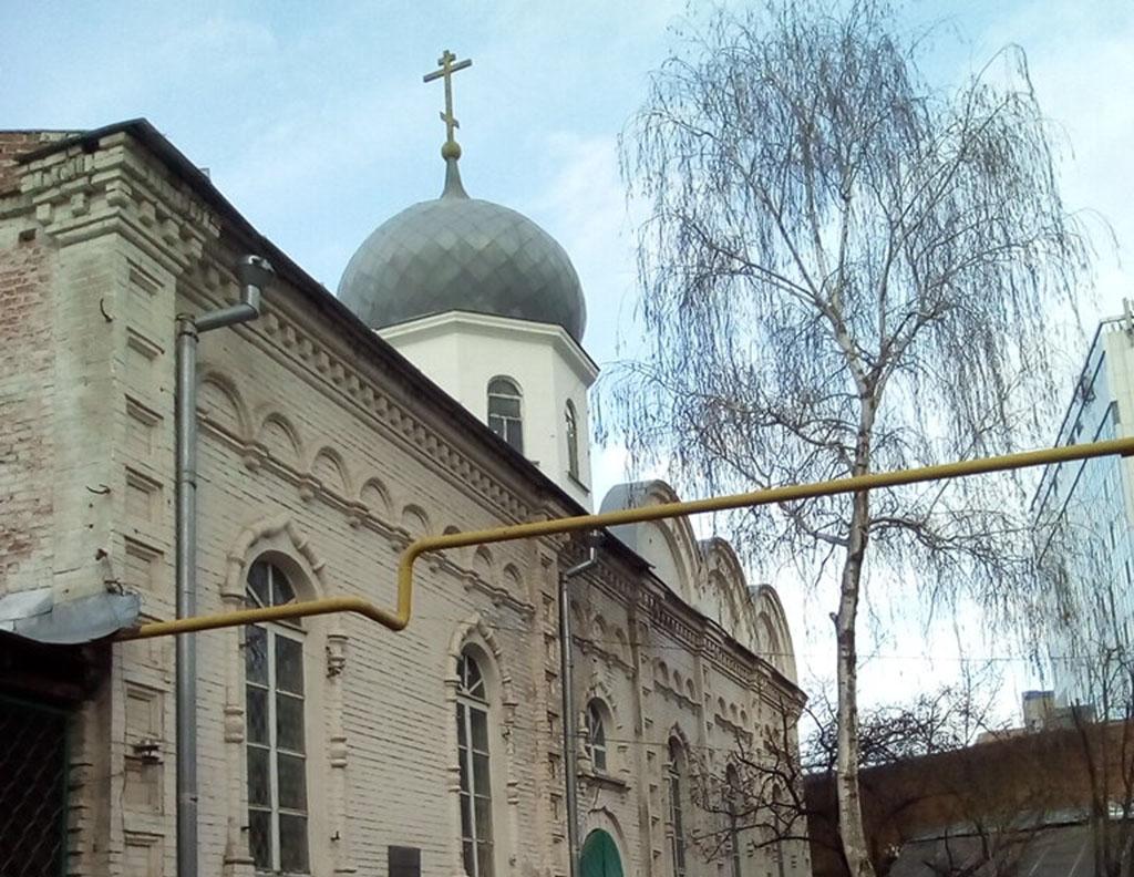 Старообрядческий православный храм во имя Успения Пресвятой Богородицы