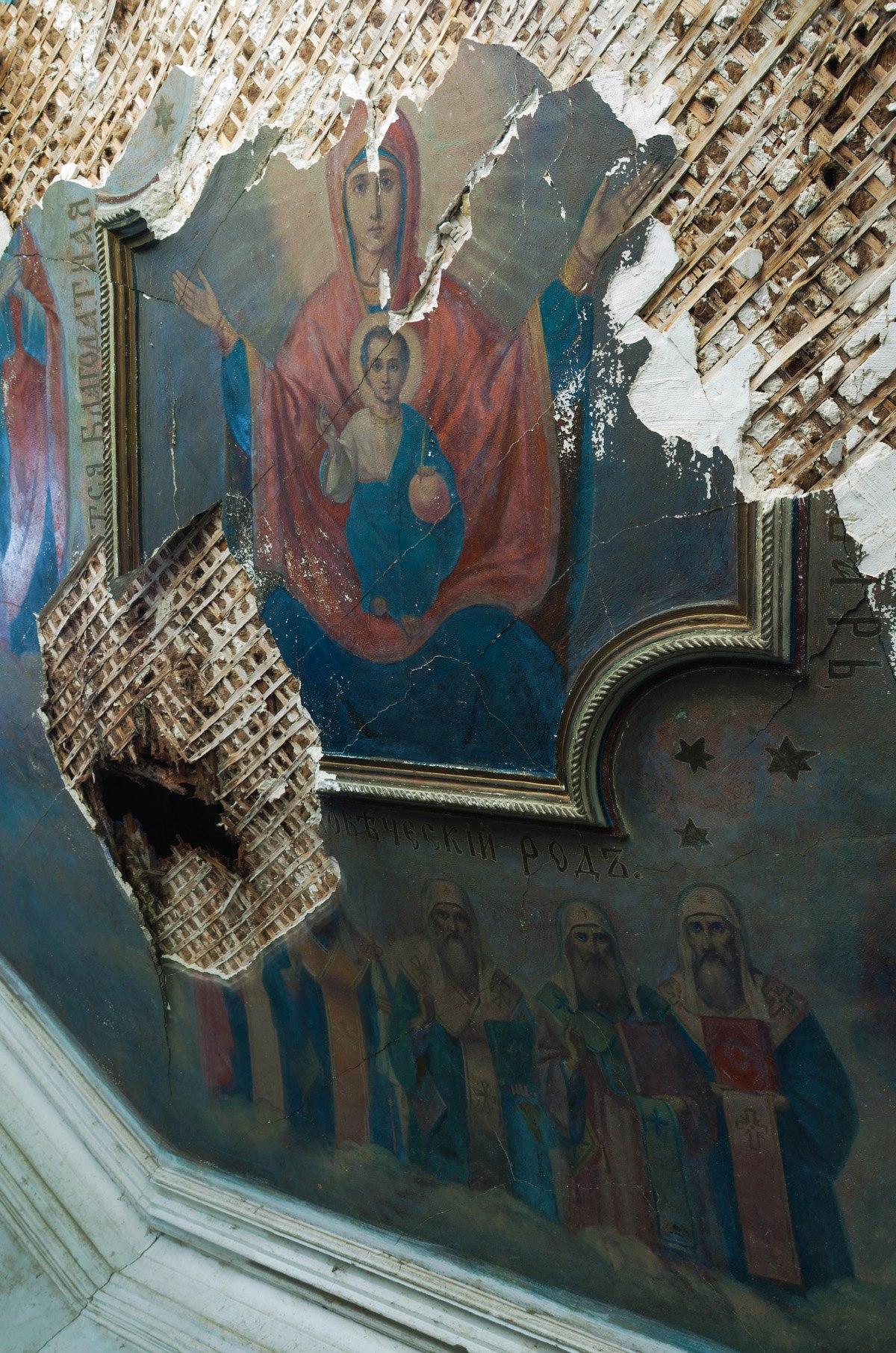 Церковь во имя святых бессеребренников Космы и Дамиана