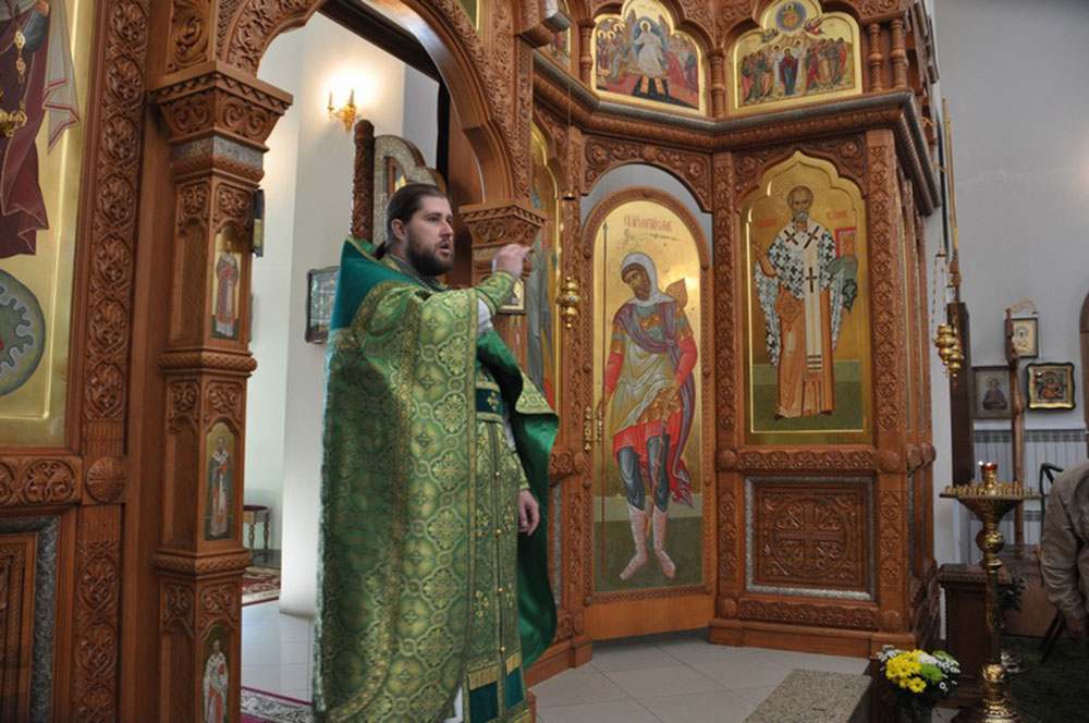 Храм во имя святого равноапостольного великого князя Владимира