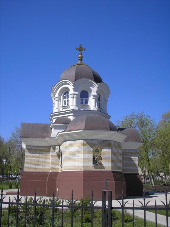 Храм во имя святителя и исповедника Луки