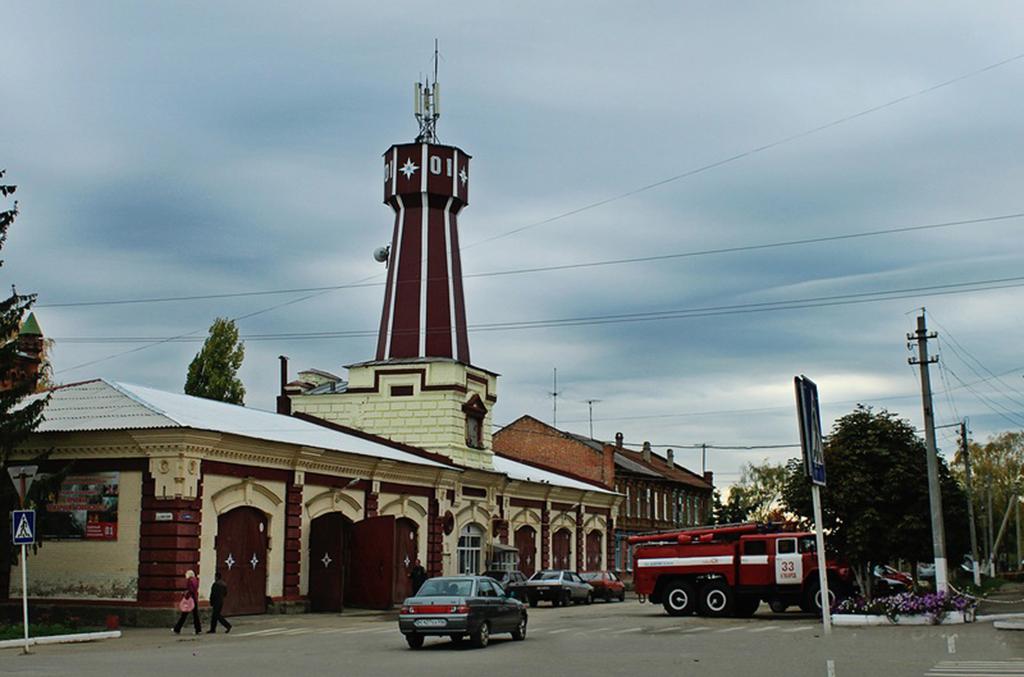 Аткарская пожарная каланча