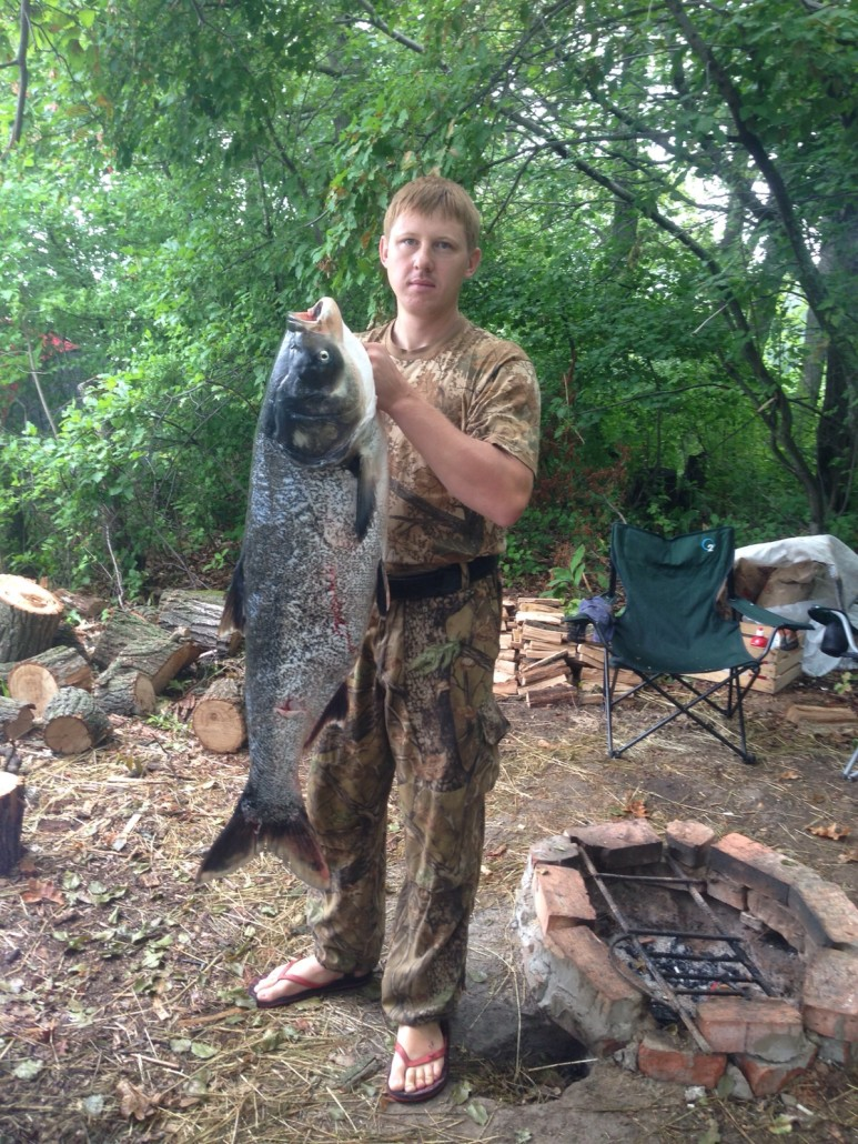 Рыболовная база «Волжский берег»