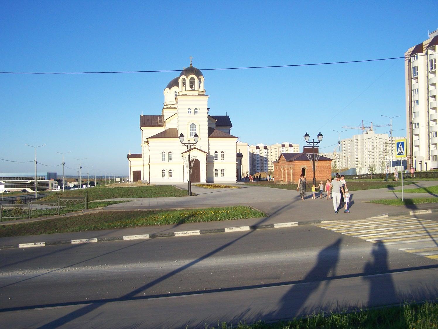 Бульвар Героев Отечества