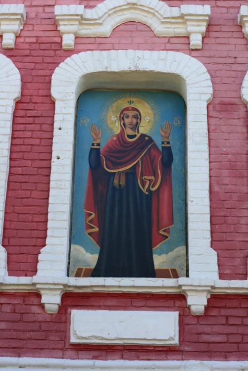 Церковь в честь святых новомученников и исповедников Российских