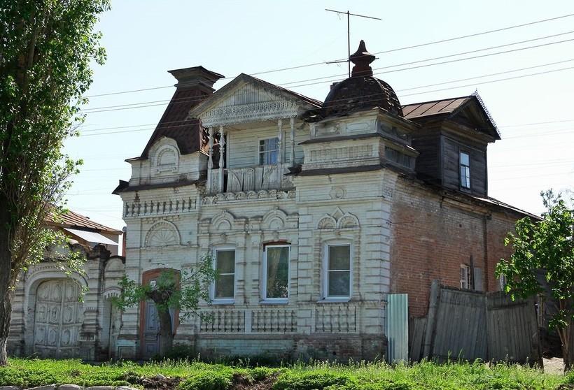 Особняк купца А.С.Чертухина