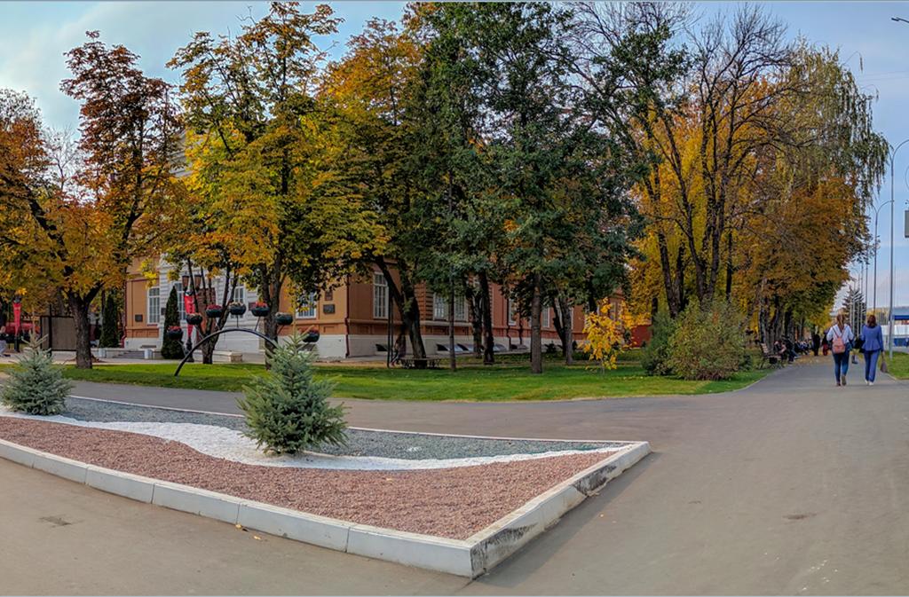 Сад им. А. Н. Радищева