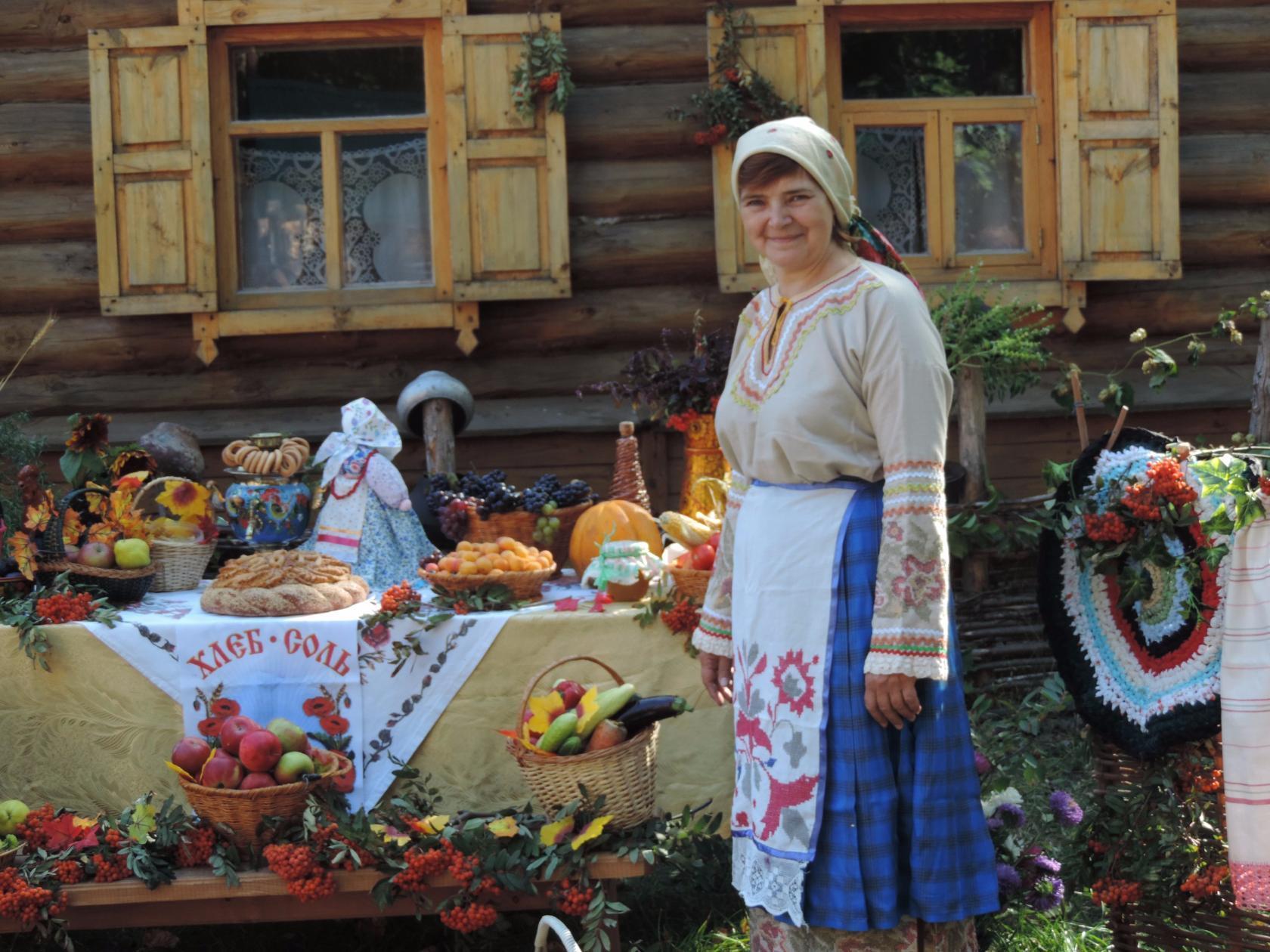 """Этнографический  музей крестьянского быта """"Изба"""""""