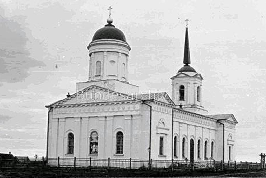 Храм в честь Покрова Божией Матери