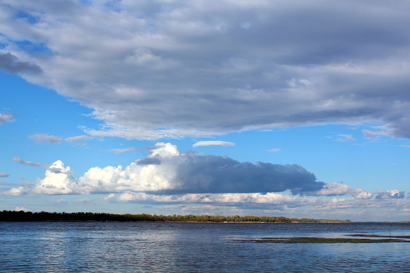 Острова у Чардыма