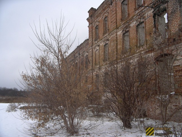 Большая водяная мельница Кожевниковых