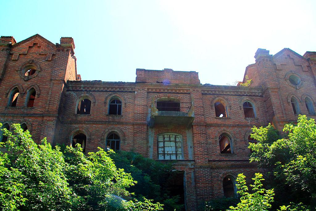 Мельница Бореля